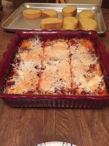Moms Lasagna