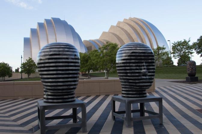 grand ballroom sculptures